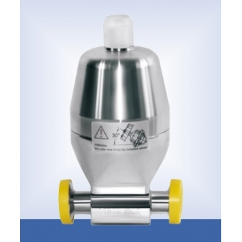 Válvula de Diafragma Automática Miniclamp 1/2