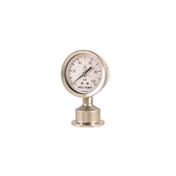 Manómetro Clamp 1