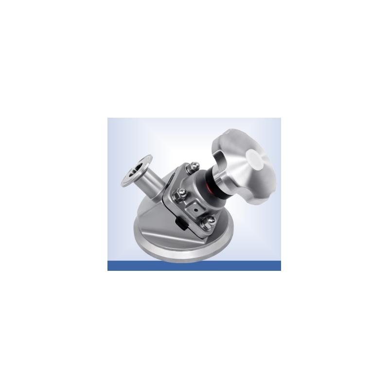 Válvula de Diafragma para Fondo de Tanque 1